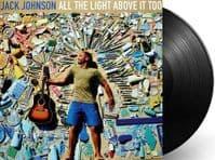 JACK JOHNSON All The Light Above It Too Vinyl Record LP Bushfire 2017